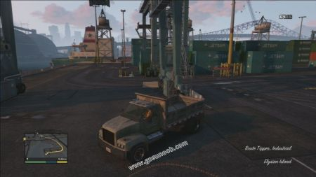 gtav vehicle Brute Tipper middle size