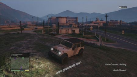 gtav vehicle Canis Crusader middle size