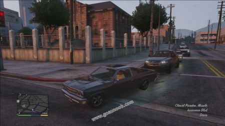 gtav vehicle Cheval Picador middle size