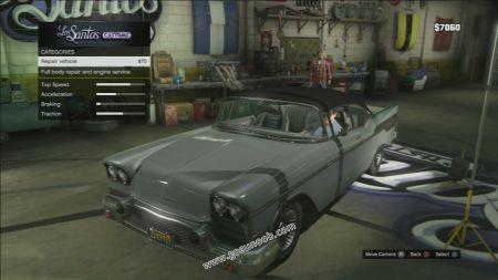 gtav vehicle Declasse Tornado middle size