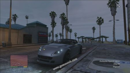 gtav vehicle Dewbauchee Rapid GT Soft Top middle size