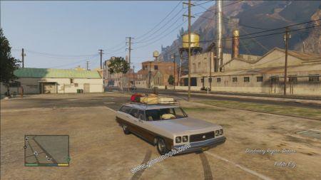 gtav vehicle Dundreary Regina middle size