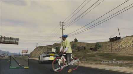 gtav vehicle Endurex Race Bike middle size