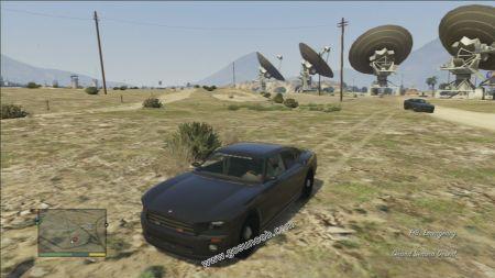 gtav vehicle FIB middle size