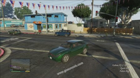 gtav vehicle Fathom  FQ 2 middle size
