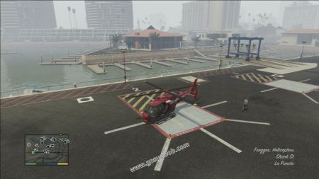 gtav vehicle Frogger middle size