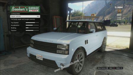 gtav vehicle Gallivanter Baller middle size