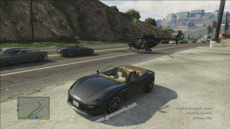gtav vehicle Grotti Carbonizzare middle size