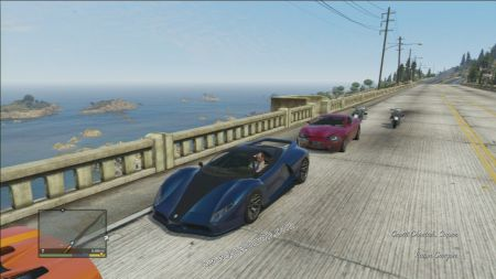 gtav vehicle Grotti Cheetah middle size