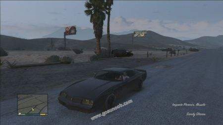 gtav vehicle Imponte Phoenix middle size
