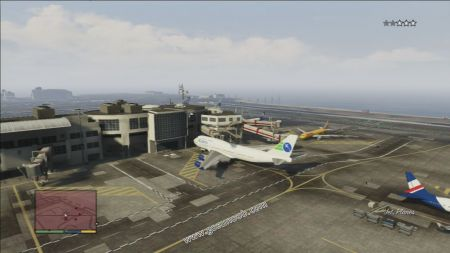 gtav vehicle Jet middle size