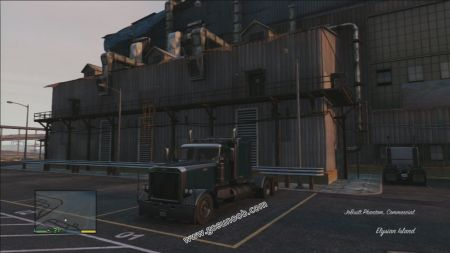 gtav vehicle JoBuilt Phantom middle size