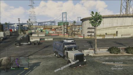 gtav vehicle Jobuilt Rubble middle size