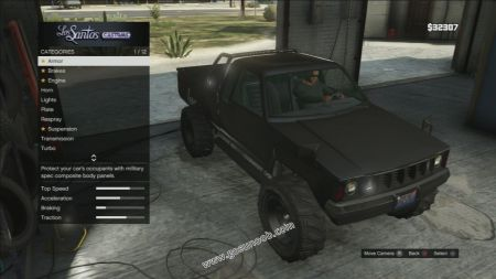 gtav vehicle Karin Rebel middle size