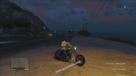 gtav vehicle LCC Hexer middle size