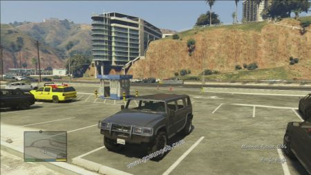 gtav vehicle Mammoth Patriot middle size