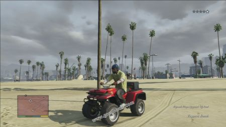 gtav vehicle Nagasaki Blazer Lifeguard middle size