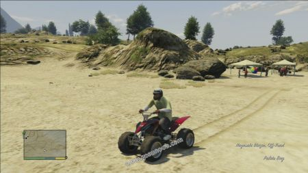 gtav vehicle Nagasaki Blazer middle size