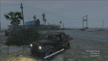 gtav vehicle Rat-Loader middle size