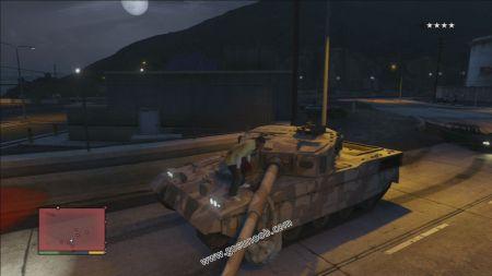 gtav vehicle Rhino Tank middle size