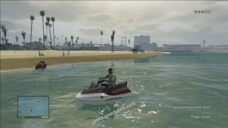 gtav vehicle Speedophile Seashark middle size
