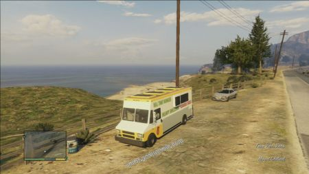 gtav vehicle Taco Van middle size