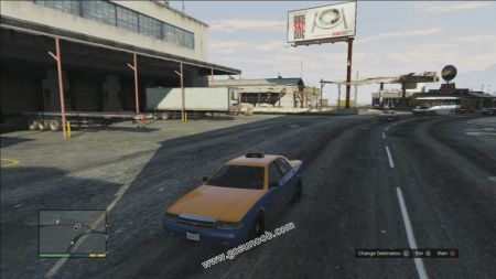 gtav vehicle Taxi middle size
