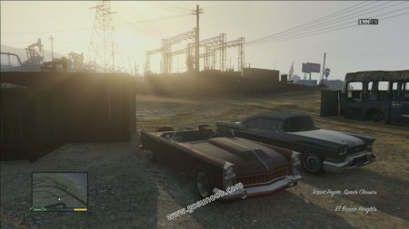 gtav vehicle Vapid Peyote middle size
