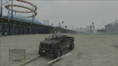 gtav vehicle Vapid Sandking XL middle size