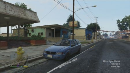 gtav vehicle Vulcar Ingot middle size