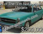 gtav vehicle Benefactor Glendale thumbnail