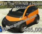 gtav vehicle Benefactor Panto thumbnail
