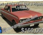 gtav vehicle Vapid Blade thumbnail