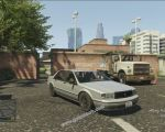 gta 5 vehicle Albany Primo thumb