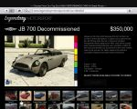 gta 5 vehicle Dewbauchee JB 700 thumb
