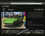 gta 5 vehicle Grotti Stinger thumb