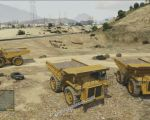 gta 5 vehicle HVY Dump thumb