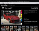 gta 5 vehicle Lampadati Furore GT thumb