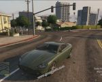 gta 5 vehicle Ocelot F620 thumb