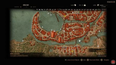 Whores in Novigrad