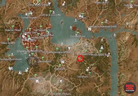 Quest NPC Gaston image 136 middle size