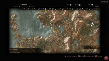 Quest NPC Rannvaig Notice Board image 67 middle size